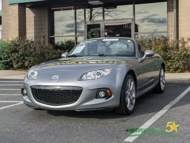 2015 Mazda MX-5 Miata 2dr Convertible Automatic Grand Touring - 18288582 - 4