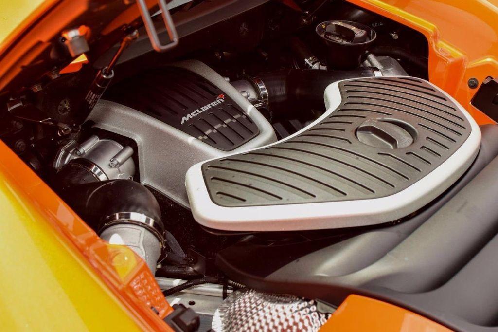 2015 McLaren 650S 2dr Convertible Spider - 15483160 - 10