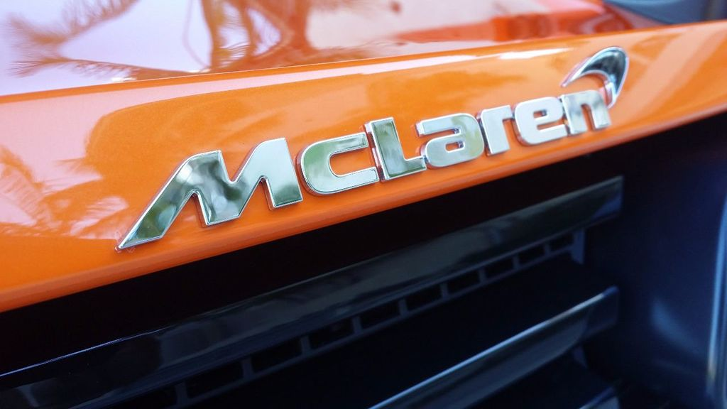 2015 McLaren 650S 2dr Convertible Spider - 15483160 - 36
