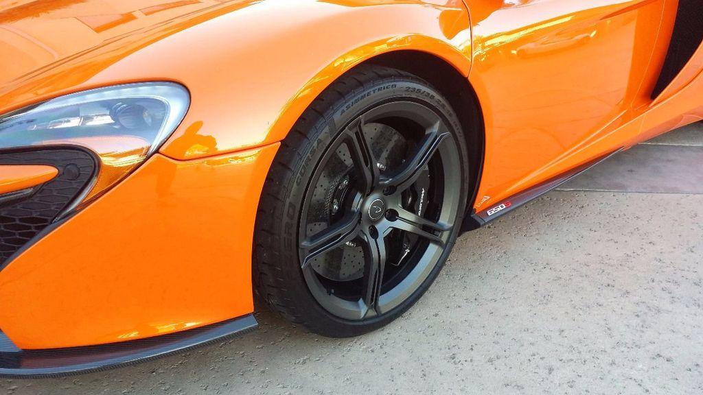 2015 McLaren 650S 2dr Convertible Spider - 15483160 - 40