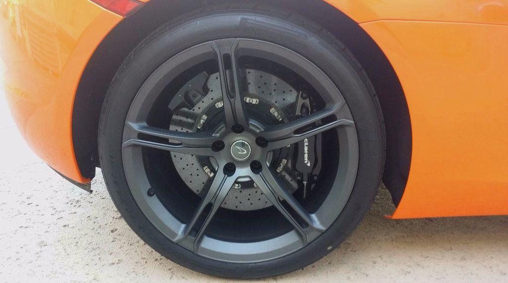 2015 McLaren 650S 2dr Convertible Spider - 15483160 - 42