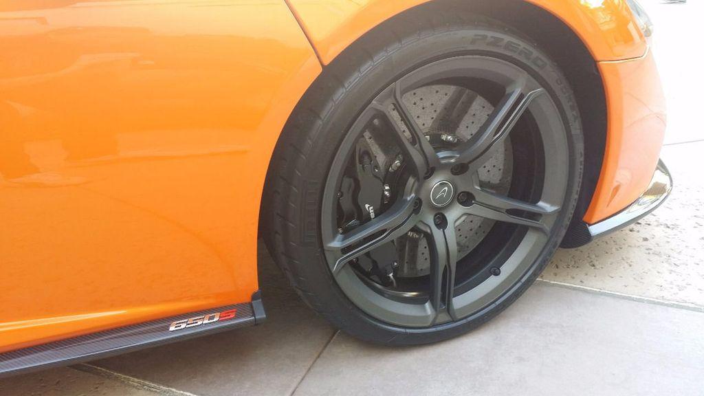 2015 McLaren 650S 2dr Convertible Spider - 15483160 - 43