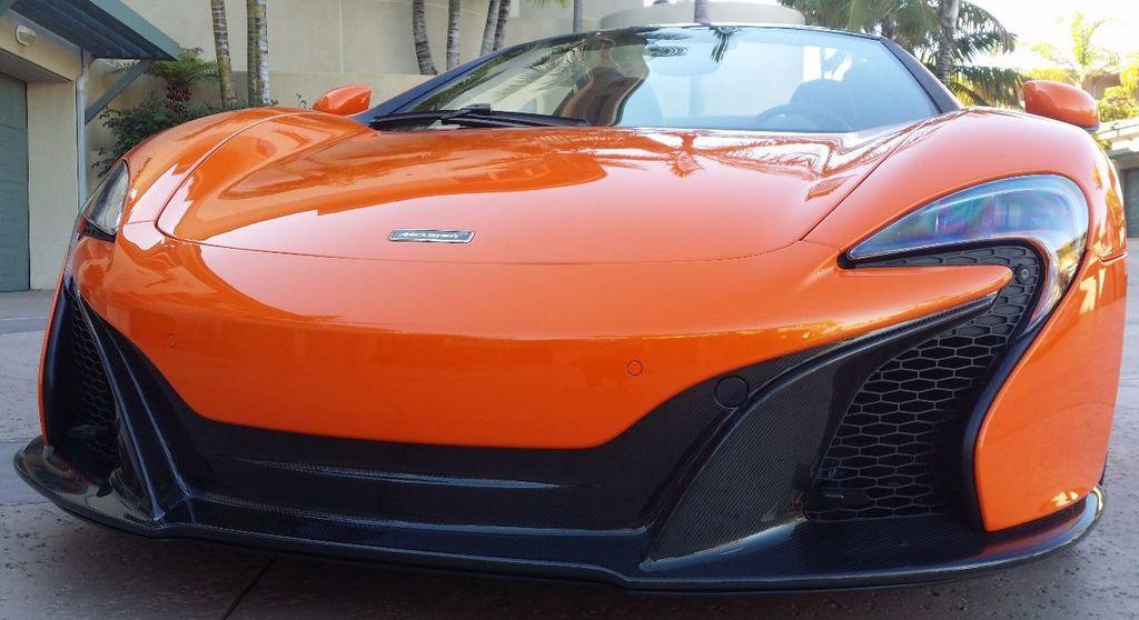 2015 McLaren 650S 2dr Convertible Spider - 15483160 - 46