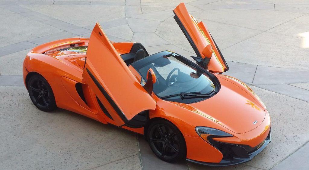 2015 McLaren 650S 2dr Convertible Spider - 15483160 - 48