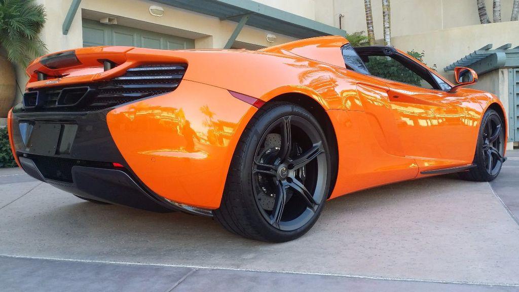 2015 McLaren 650S 2dr Convertible Spider - 15483160 - 53