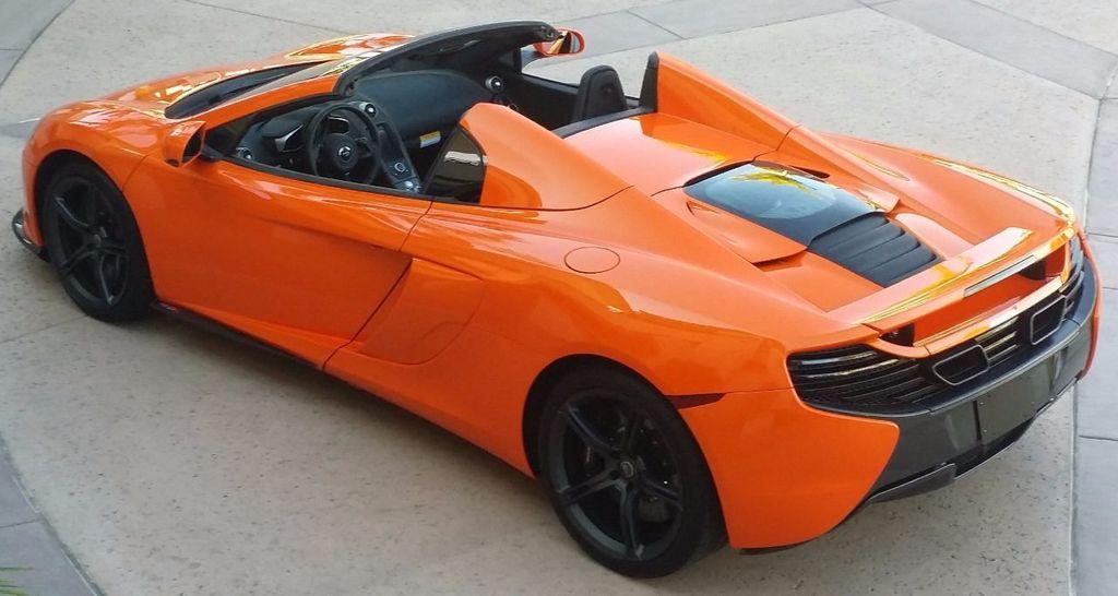 2015 McLaren 650S 2dr Convertible Spider - 15483160 - 60