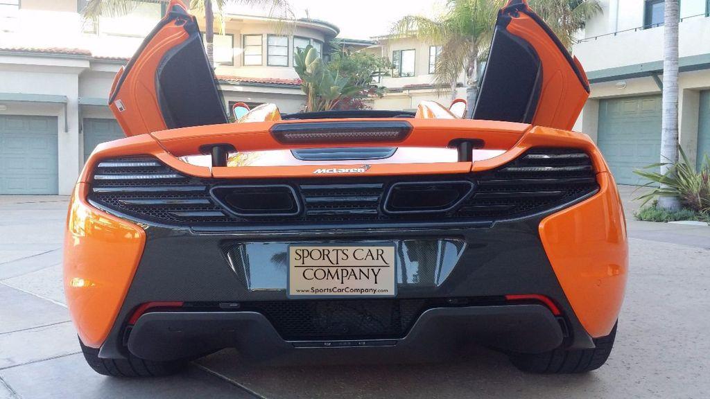 2015 McLaren 650S 2dr Convertible Spider - 15483160 - 7