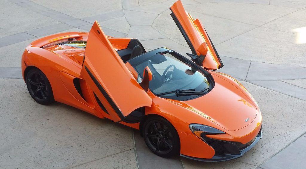 2015 McLaren 650S 2dr Convertible Spider - 15483160 - 8