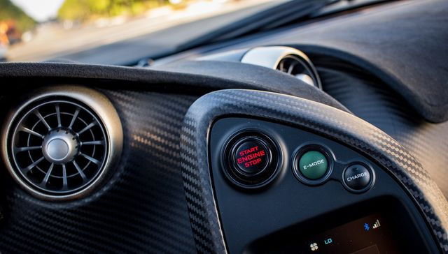 2015 McLaren P1  - Click to see full-size photo viewer