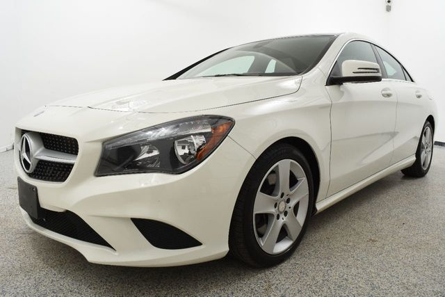 2015 Mercedes-Benz CLA 4dr Sedan CLA 250 4MATIC