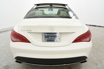 2015 Mercedes-Benz CLA 4dr Sedan CLA 250 4MATIC - Click to see full-size photo viewer