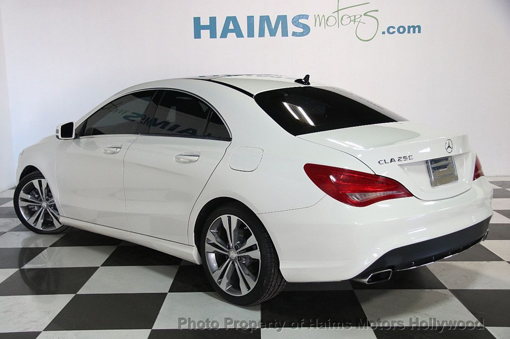 2015 used mercedes benz cla 4dr sedan cla 250 fwd at haims motors ft lauderdale serving. Black Bedroom Furniture Sets. Home Design Ideas