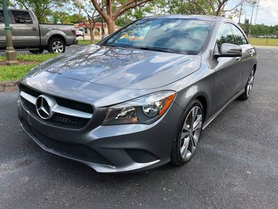 2015 Mercedes-Benz CLA 4dr Sedan CLA 250 FWD
