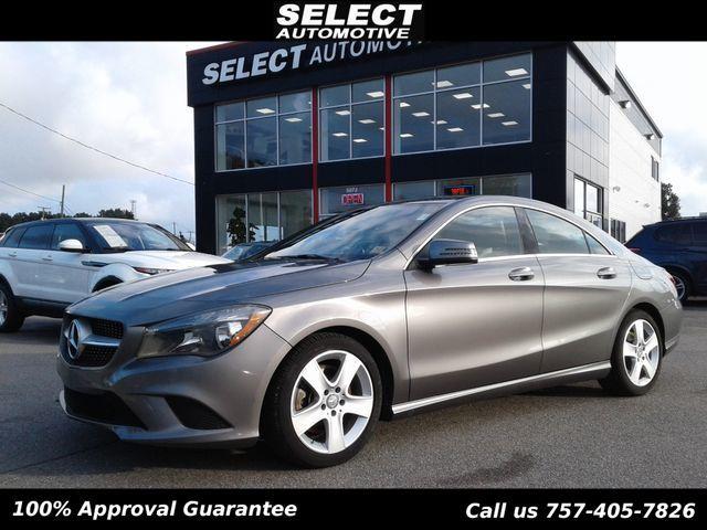 2015 Mercedes-Benz CLA 4dr Sedan CLA 250 FWD Sedan for Sale Virginia Beach,  VA - $22,987 - Motorcar com