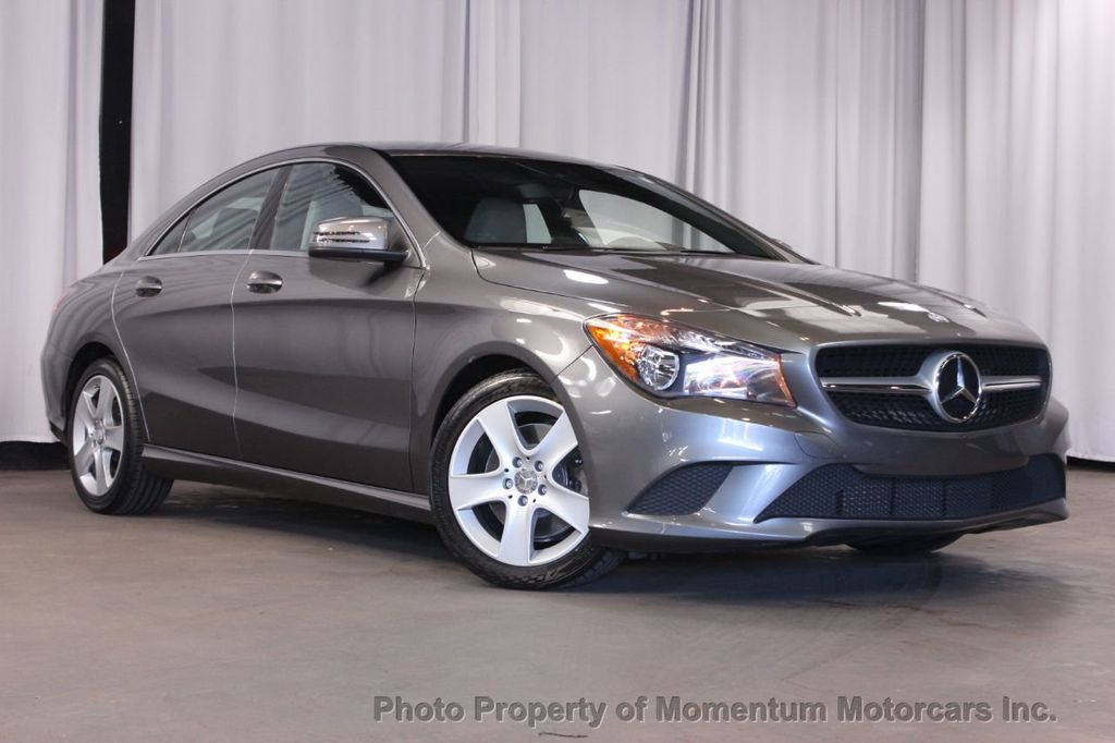 2015 Used Mercedes-Benz CLA 4dr Sedan CLA 250 FWD at Momentum Motorcars  Inc  Serving Marietta, GA, IID 18892469