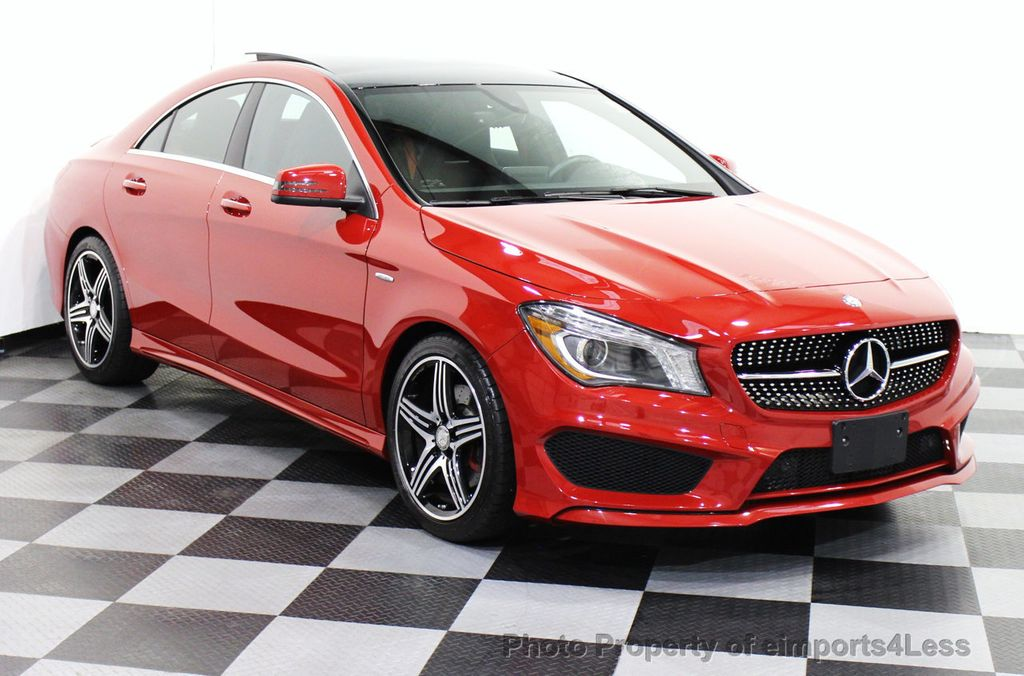 2015 used mercedes benz certified cla250 4matic amg sport. Black Bedroom Furniture Sets. Home Design Ideas