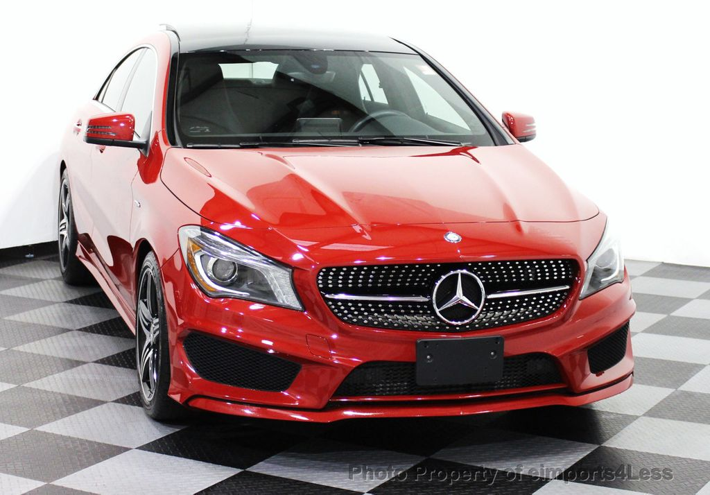 2015 used mercedes benz certified cla250 4matic amg sport for Mercedes benz 2015 cla
