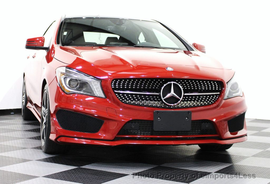 2015 used mercedes benz certified cla250 4matic amg sport package plus awd cam navi at. Black Bedroom Furniture Sets. Home Design Ideas