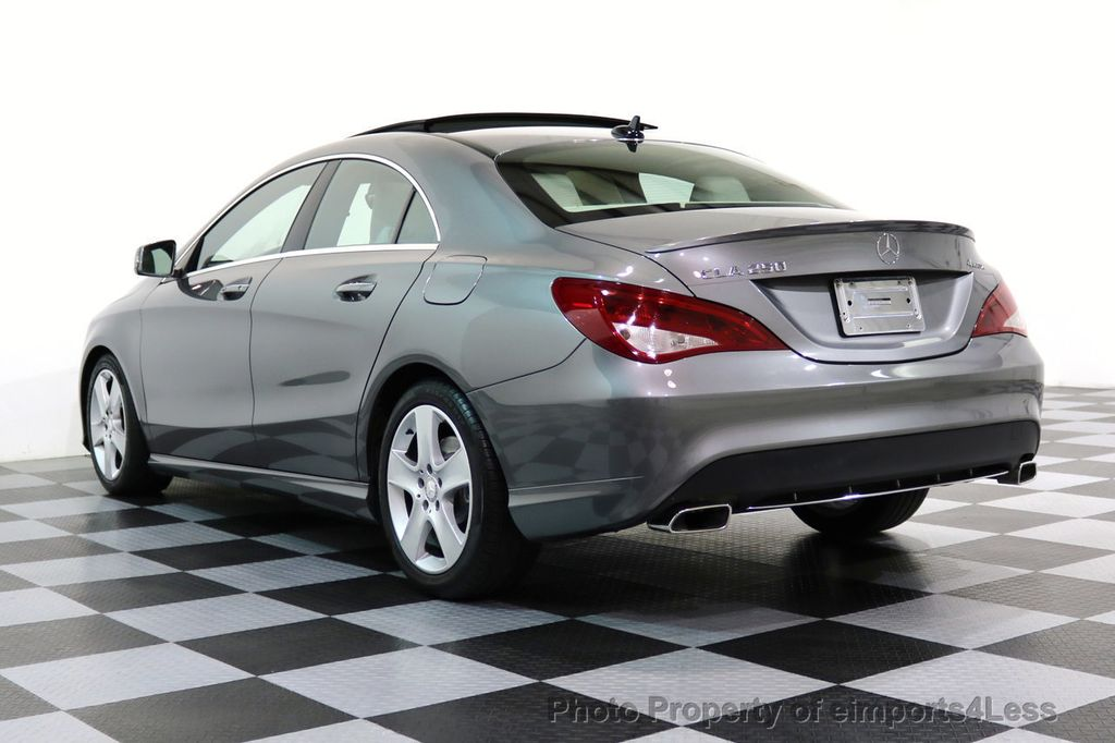 2015 Mercedes-Benz CLA CERTIFIED CLA250 4Matic AWD HK CAMERA NAVIGATION - 16901823 - 15