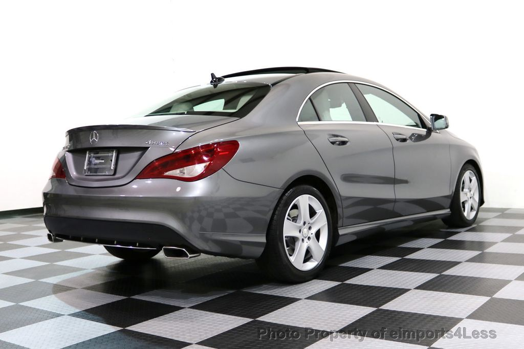 2015 Mercedes-Benz CLA CERTIFIED CLA250 4Matic AWD HK CAMERA NAVIGATION - 16901823 - 17