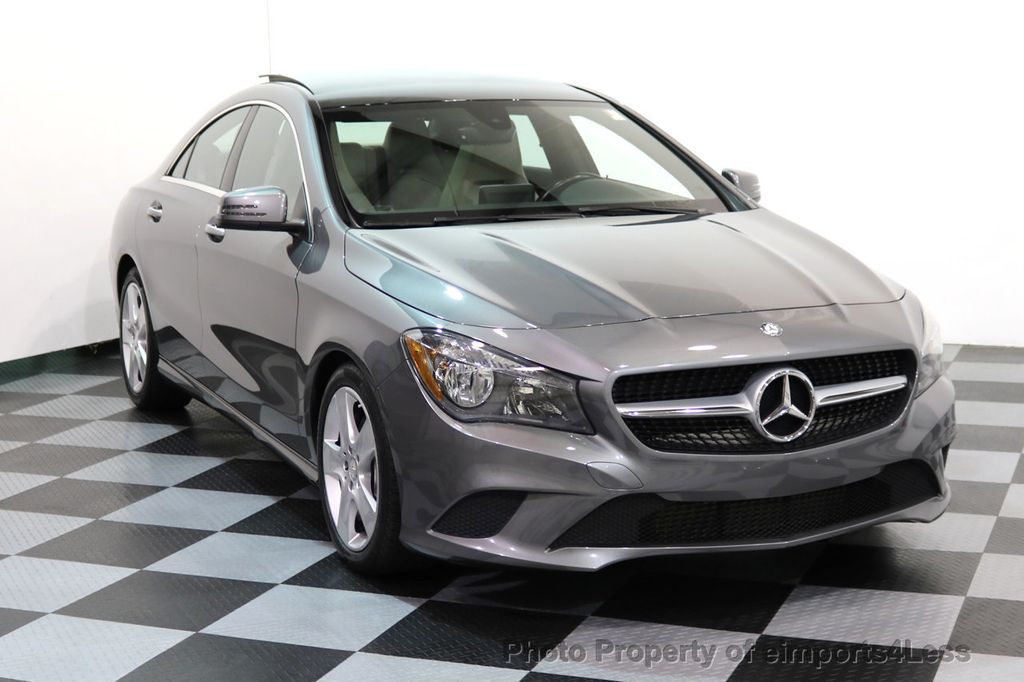 2015 Mercedes-Benz CLA CERTIFIED CLA250 4Matic AWD HK CAMERA NAVIGATION - 16901823 - 1