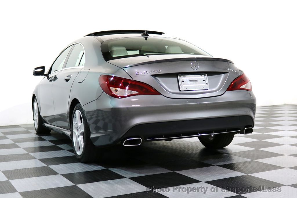 2015 Mercedes-Benz CLA CERTIFIED CLA250 4Matic AWD HK CAMERA NAVIGATION - 16901823 - 30