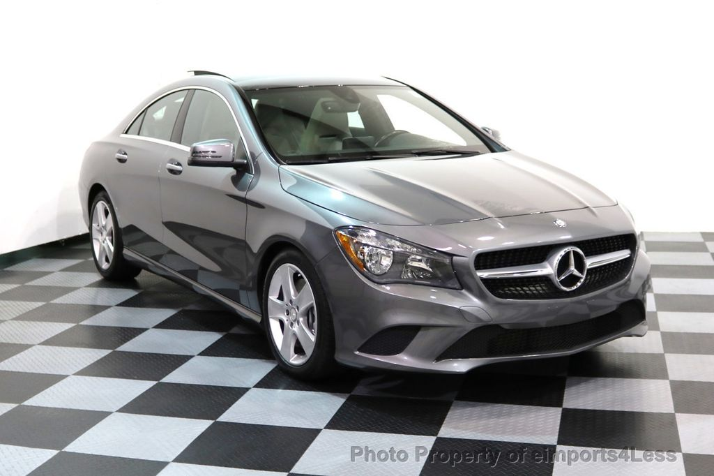 2015 Mercedes-Benz CLA CERTIFIED CLA250 4Matic AWD HK CAMERA NAVIGATION - 16901823 - 48