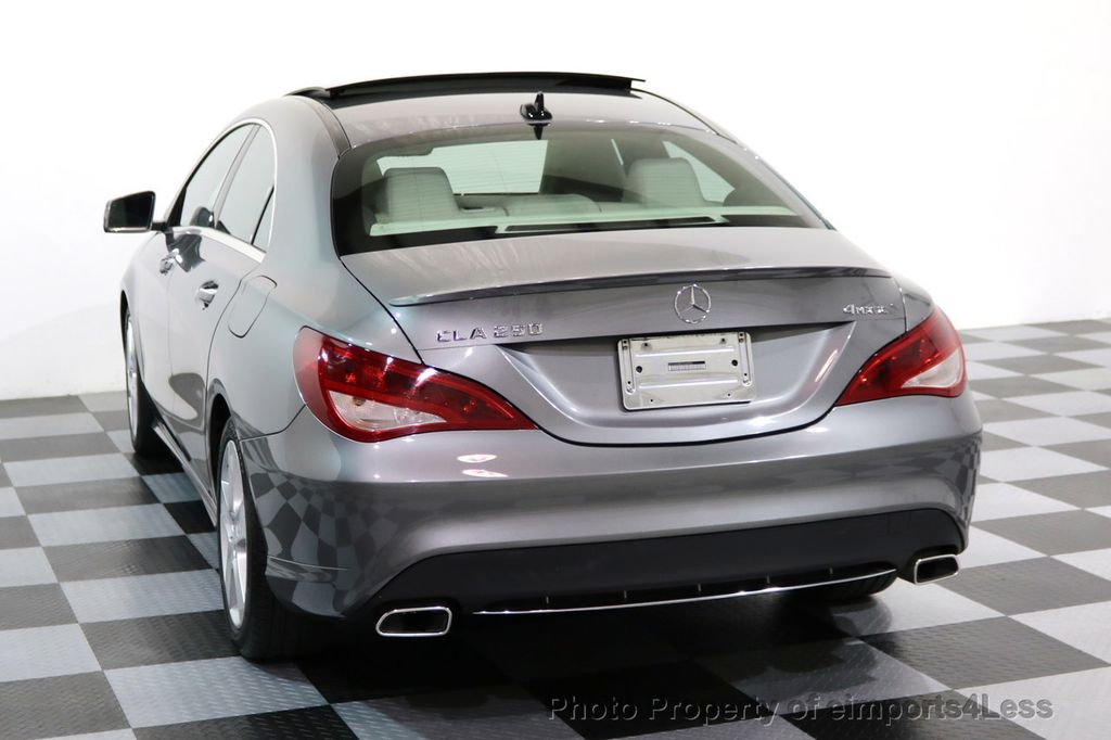 2015 Mercedes-Benz CLA CERTIFIED CLA250 4Matic AWD HK CAMERA NAVIGATION - 16901823 - 49