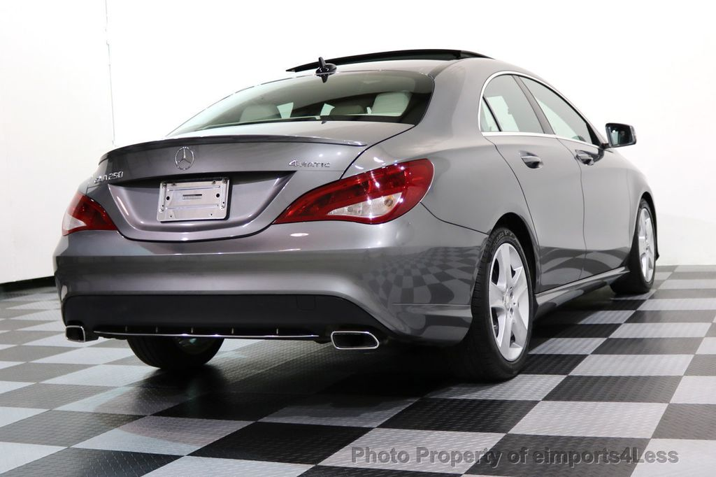 2015 Mercedes-Benz CLA CERTIFIED CLA250 4Matic AWD HK CAMERA NAVIGATION - 16901823 - 50