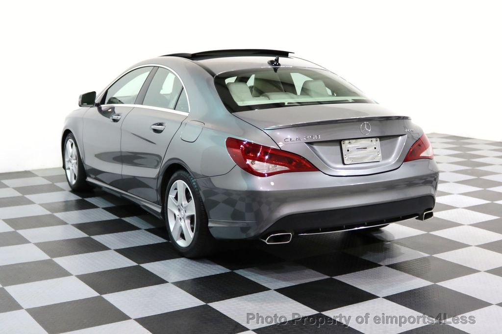 2015 Mercedes-Benz CLA CERTIFIED CLA250 4Matic AWD HK CAMERA NAVIGATION - 16901823 - 52