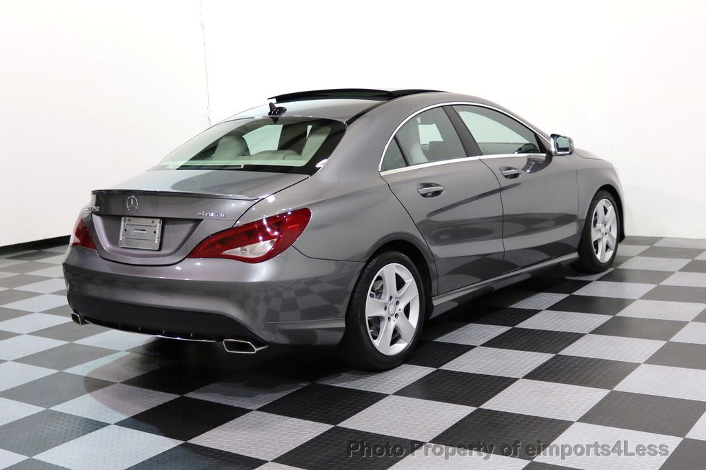 2015 Mercedes-Benz CLA CERTIFIED CLA250 4Matic AWD HK CAMERA NAVIGATION - 16901823 - 53