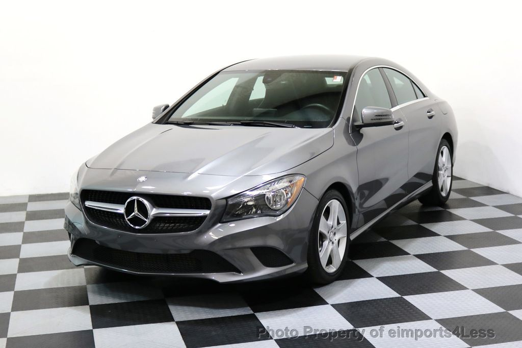2015 Mercedes-Benz CLA CERTIFIED CLA250 4Matic AWD KeyLess GO CAMERA NAVI - 17369563 - 0