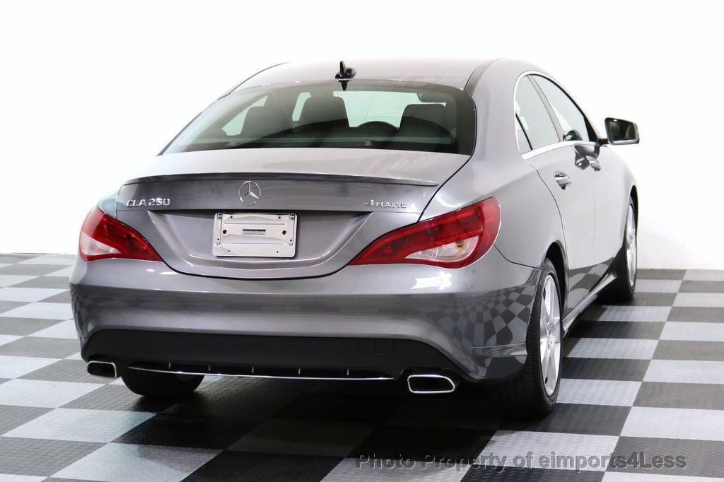 2015 Mercedes-Benz CLA CERTIFIED CLA250 4Matic AWD KeyLess GO CAMERA NAVI - 17369563 - 17