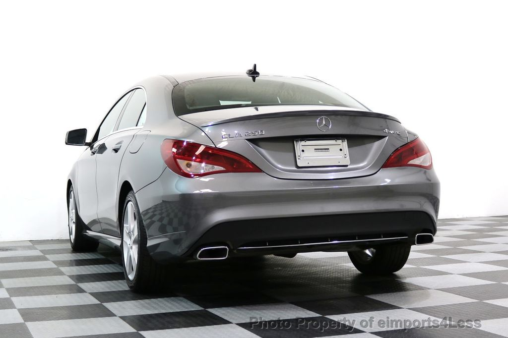 2015 Mercedes-Benz CLA CERTIFIED CLA250 4Matic AWD KeyLess GO CAMERA NAVI - 17369563 - 48