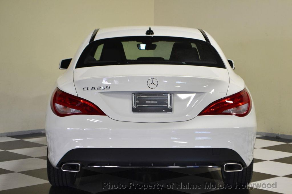 2015 used mercedes benz cla class 4dr coupe cla250 at