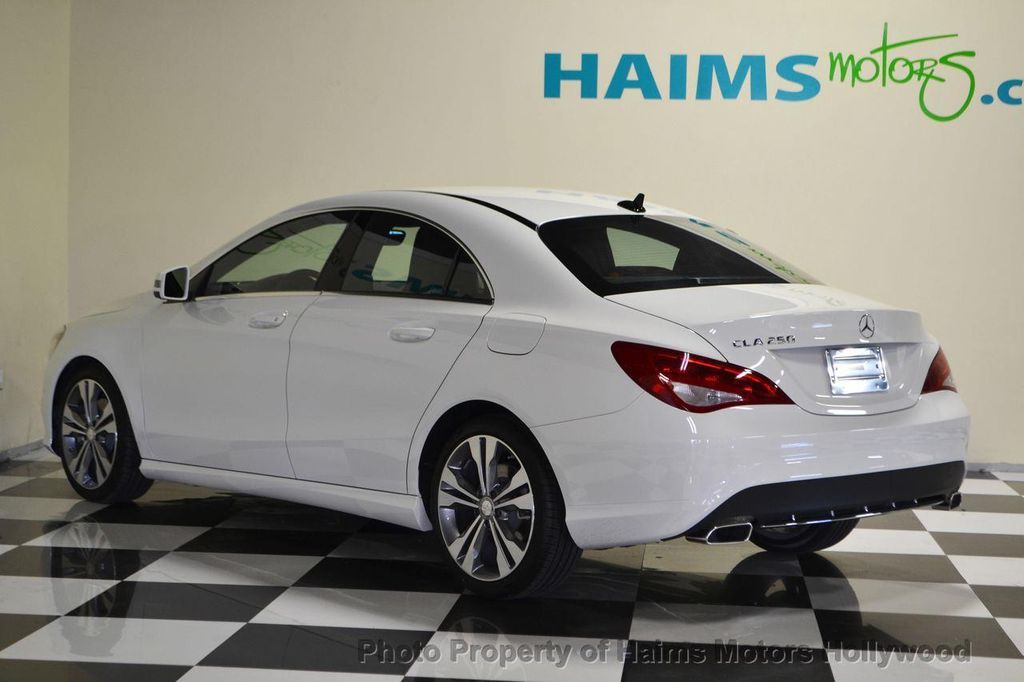 2015 used mercedes benz cla class 4dr coupe cla250 at ForUsed Mercedes Benz Cla Class