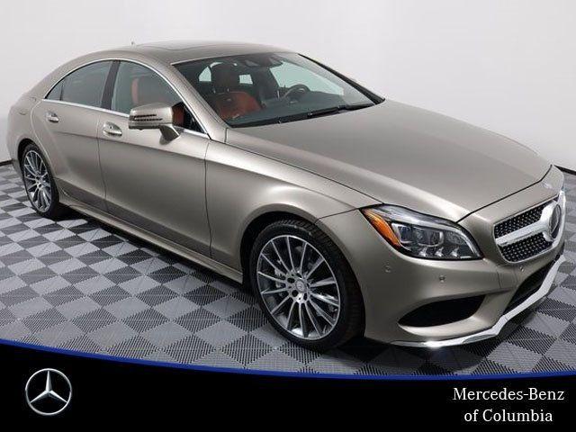 Fresh Mercedes Cls 550 2015