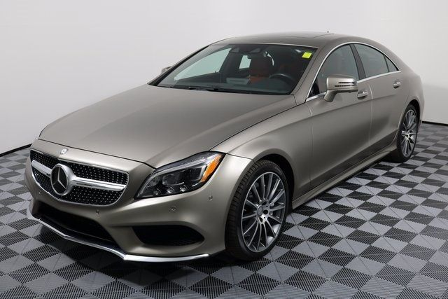 Mercedes Columbia Mo >> 2015 Used Mercedes-Benz CLS 4dr Coupe CLS550 4MATIC at Mercedes-Benz of Columbia, MO, IID 16183602