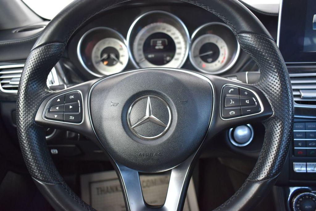 2015 Mercedes-Benz CLS 4dr Sedan CLS 400 4MATIC - 18712686 - 19