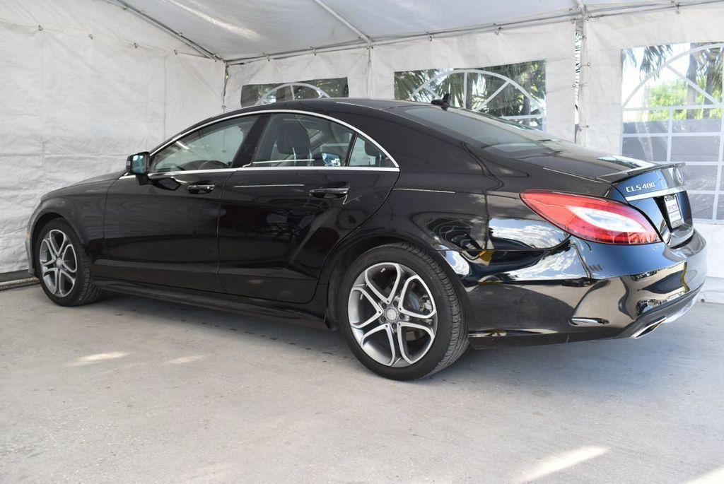 2015 Mercedes-Benz CLS 4dr Sedan CLS 400 4MATIC - 18712686 - 3