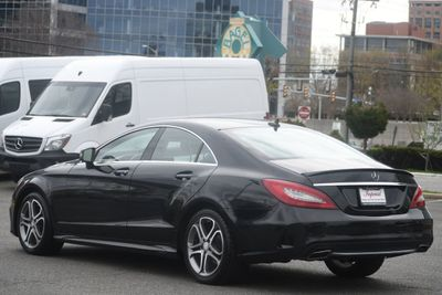2015 Mercedes-Benz CLS 4dr Sedan CLS 400 4MATIC - Click to see full-size photo viewer