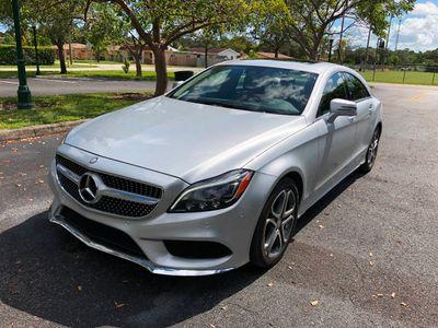 2015 Mercedes-Benz CLS 4dr Sedan CLS 400 RWD