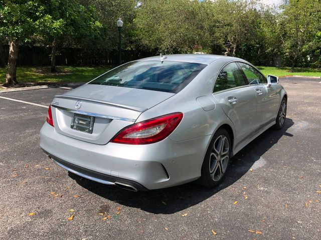 2015 Mercedes-Benz CLS 4dr Sedan CLS 400 RWD - Click to see full-size photo viewer