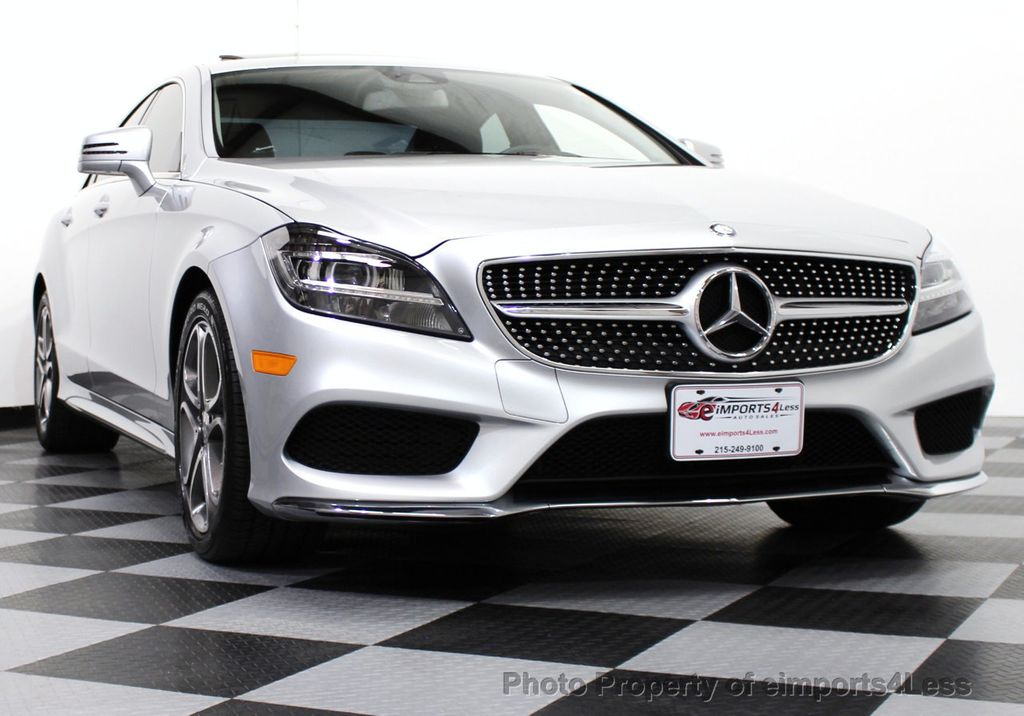 2015 used mercedes benz cls certified cls400 4matic awd. Black Bedroom Furniture Sets. Home Design Ideas