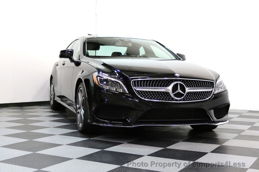 2015 Mercedes-Benz CLS CERTIFIED CLS400 4Matic AWD P2 Lane Tracking CAM NAV - 17270736 - 14