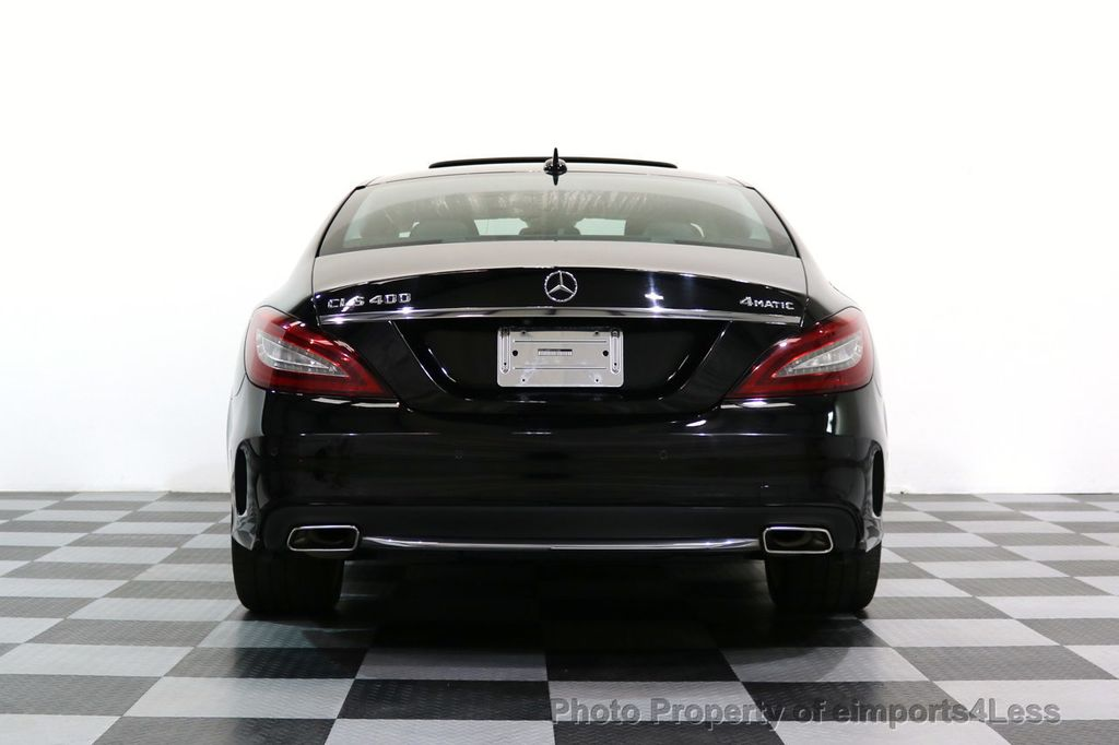 2015 Mercedes-Benz CLS CERTIFIED CLS400 4Matic AWD P2 Lane Tracking CAM NAV - 17270736 - 16