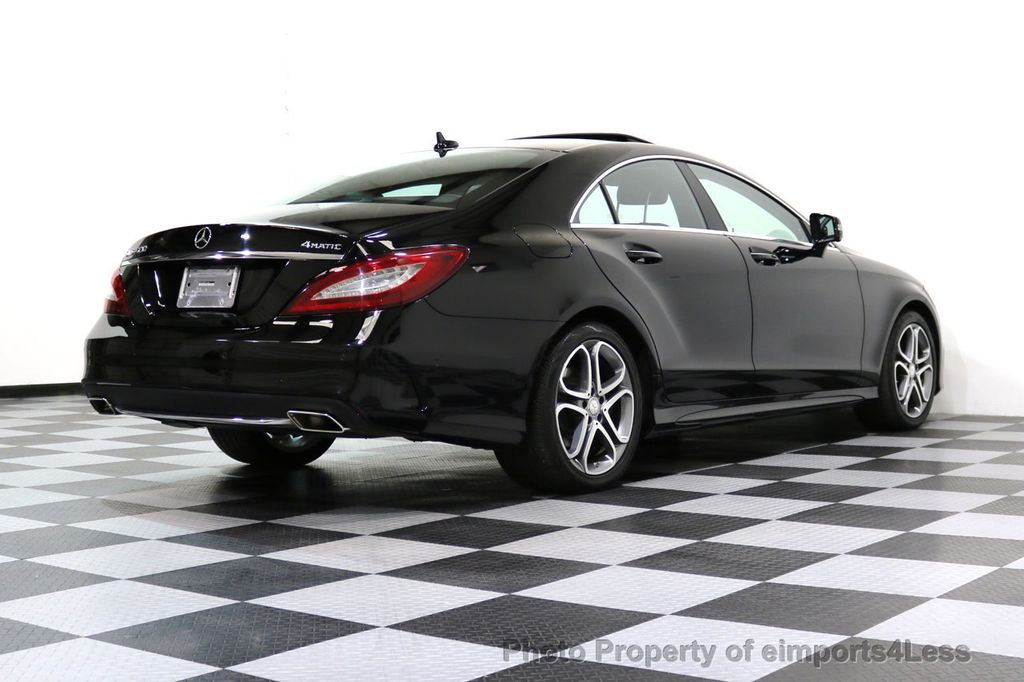 2015 Mercedes-Benz CLS CERTIFIED CLS400 4Matic AWD P2 Lane Tracking CAM NAV - 17270736 - 17