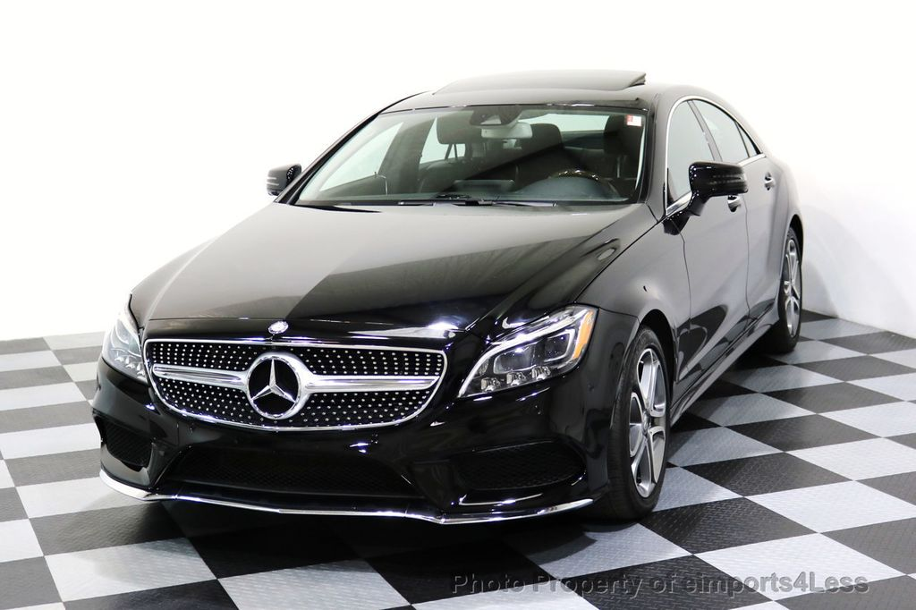 2015 Mercedes-Benz CLS CERTIFIED CLS400 4Matic AWD P2 Lane Tracking CAM NAV - 17270736 - 26