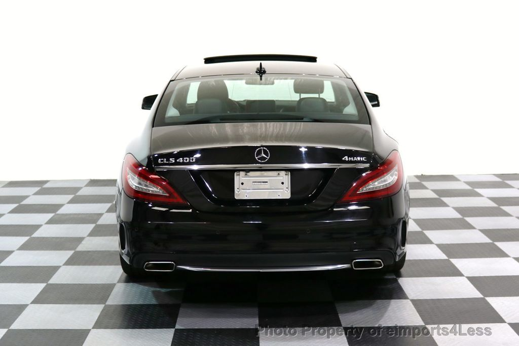 2015 Mercedes-Benz CLS CERTIFIED CLS400 4Matic AWD P2 Lane Tracking CAM NAV - 17270736 - 29