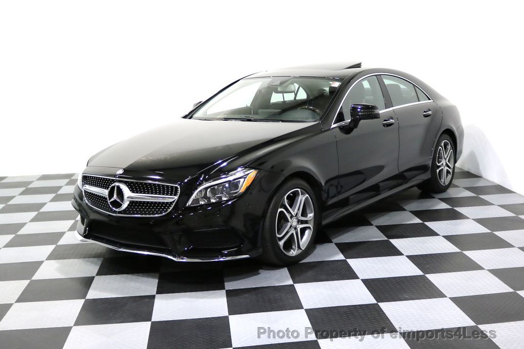 2015 Mercedes-Benz CLS CERTIFIED CLS400 4Matic AWD P2 Lane Tracking CAM NAV - 17270736 - 41